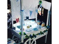 Candy cart hire weddings christenings birthdays occasions and more