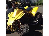 Yamaha tri-z 250cc 2 stroke