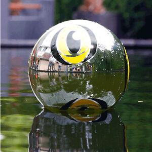 VELDA STOP REFLECTOR BALL| FLOATING HERON DETERRENT/SCARER POND GARDEN PROTECTOR