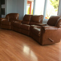 4 fauteuils inclinable