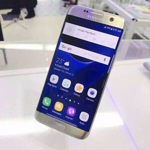 GALAXY S7 EDGE 32GB SILVER UNLOCKED WARRANTY TAX INVOCIE Surfers Paradise Gold Coast City Preview
