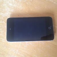 4th generation iPod touch