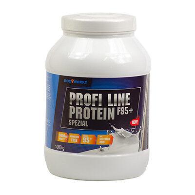 Bodyworks Profi Line Protein F 95+ (1000 g Dose Eiweiss Diät und Vegan!)