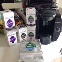 Tassimo Brewer and Discs
