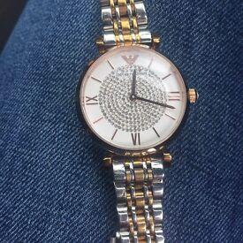 Ladies EMPORIO ARMANI watch
