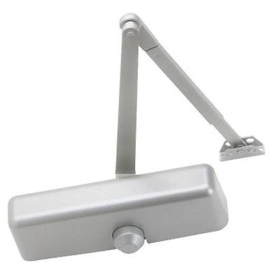 Lcn Door Hinges - Door Closer,Aluminum,Nonhanded LCN SC61A RWPA AL SLIM