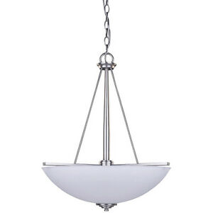 CANARM New Yorker 3 Light Bowl Chandelier