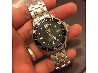 Omega Seamaster model Reduced from £195 to ******£145********