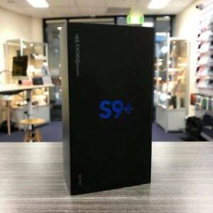 NEW Galaxy S9 Plus 64G Black/ Blue/ Purple/Gold UNLOCKED AU Model Parkwood Gold Coast City Preview