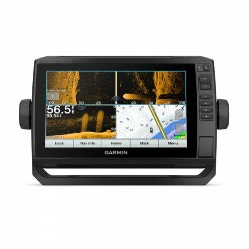 "Garmin ECHOMAP 93sv UHD 9"" with US LakeVu g3 Maps and GT56UHD-TM 010-02523-01"