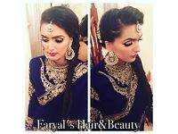 Professional hair and make up by Faryal hair and beauty