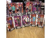 Justin Bieber boxed 9x dollsi