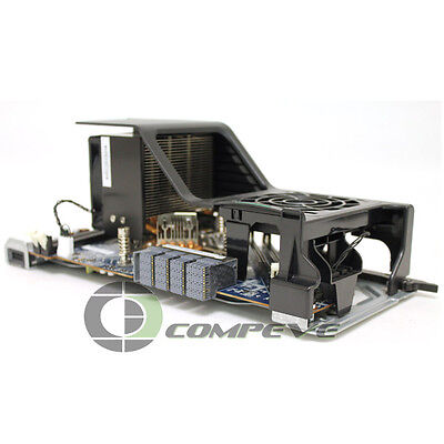 HP Workstation Memory Riser Board Second CPU E5- 2620 2.00GHz for Z620 Computer