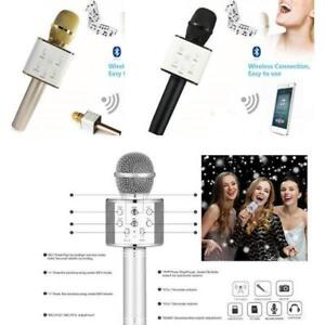 Weekly Promo! WIRELESS BLUETOOTH HANDHOLD   KTV KARAOKE 2 IN1 MICROPHONE & SPEAKER FOR SMARTPHONES