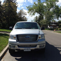 2004 FORD F-150 5-PASSENGER / CERTIFIED & E-TESTED