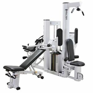Vectra commercial multi user exercise gym