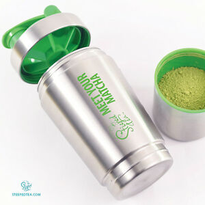 Steeped Tea Matcha Challenge! Great recipes and support!