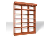 Shop shelving unit for sale, slightly used