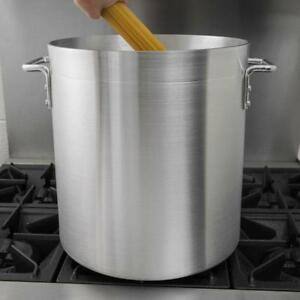 40 Qt. Aluminum Stock Pot *RESTAURANT EQUIPMENT PARTS SMALLWARES HOODS AND MORE*
