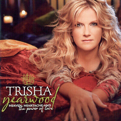 Trisha Yearwood ‎– Heaven, Heartache And The Power Of Love CD - Canada + Videos (Heaven Heartache And The Power Of Love)
