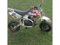Demon X 110 mini race series pit bike