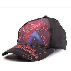 New-Youth-Boys-Spiderman-Cartoon-Baseball-Cap-Your-Sons-Great-Sun-Hat