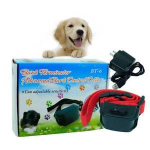 ADJUSTABLE ANTI BARK STOP DOG SHOCK BARKING TRAINING COLLAR Cannington Canning Area Preview