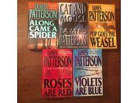 Alex Cross novels