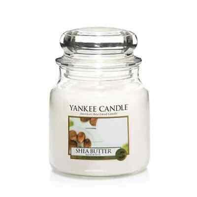 "YANKEE CANDLE - GIARA MEDIA - ""SHEA BUTTER"" CODICE 1332213E"