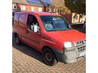 Vito Fiat doblo cargo swap for a van