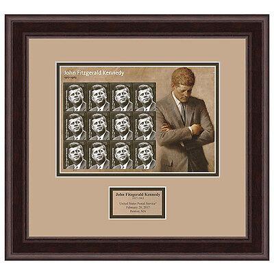 USPS New John F Kennedy Framed Art