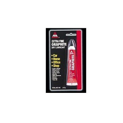 AGS MZ-2  American Grease Stick Graphite Extra Fine Powdered, Tube, .21 oz Tube