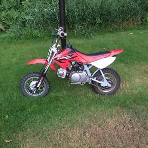 Crf50 Honda dirt bike