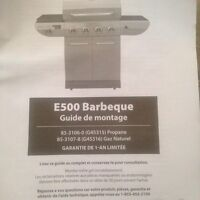 Large high quality Master Chef BBQ