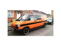 Reduced T4 Camper PX POSSIBLE