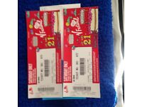 2 x v fest tickets for sale!!
