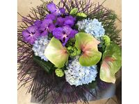 Florist At Primrose Hill