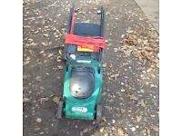 Qualcast electric mower