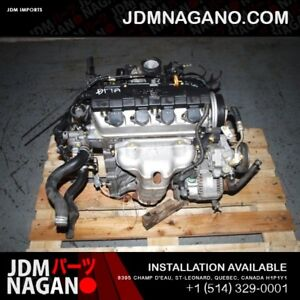Civic Engine 2001 2002 2003 2004 2005 D17A2 D17A 1.7L