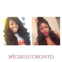 50% OFF HUMAN HAIR LACE WIGS
