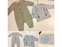 2 x *Brand New* baby clothes grow up to 3 months