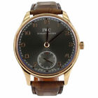 IWC Solid Gold Case Wristwatches