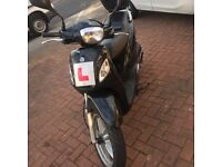Sym symphony S 125cc moped