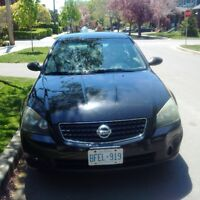 2006 Nissan Altima SE Other