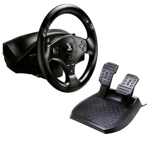 Thrustmaster T80 Racing Wheel PS3/PS4 with 2 pedals