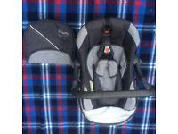 Silver cross pram and car seat £60.00