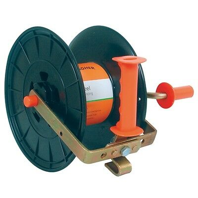 Gallagher Electric Fence All Purpose Reel Poli Wire Tape Equid Braid Rope