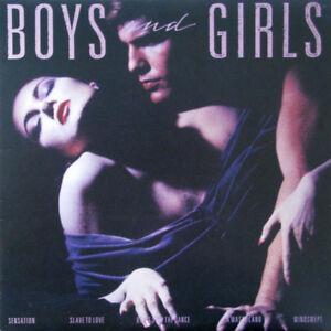 ★ Bryan Ferry - Boys & Girls  ★ Vinyle record 33tour Lp + liste