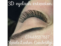 Eyelash extension Cambridge