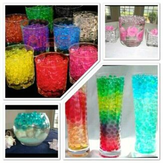 Water Beads- Bulk lot available $1 each packet